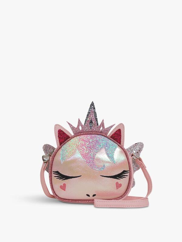 Glitter Metallic Unicorn Fairy Crossbody