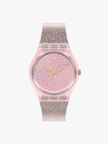 Multilumino Pink Glitter