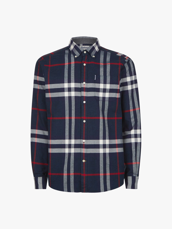 Highland Check 18 Tailored Shirt