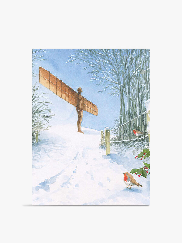 Exclusive Luxury Angel of the North Box Boxed Cards