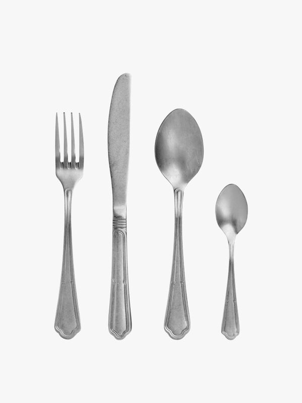 Viva Cutlery Vintage Effect 4 Piece Set