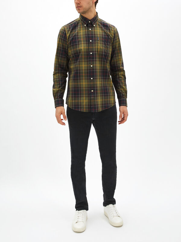 Tartan 7 Tailored Shirt