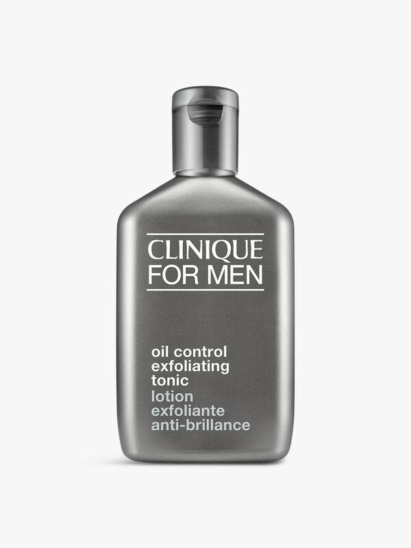 Clinique For Men Oil Control Exfoliating Tonic 200ml