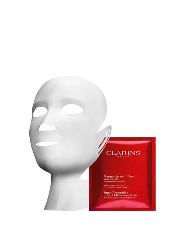 Super Restorative Instant Lift Serum-Mask - Box of 5