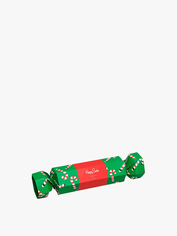 Christmas Cracker Candy Cane Gift Box