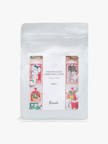 Hand-roasted Christmas Coffee