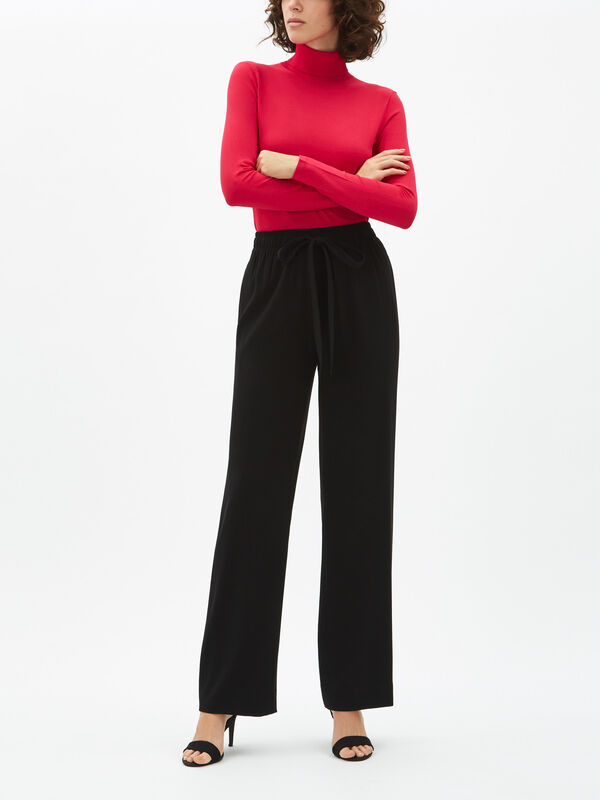 Denise Wide Leg Trouser