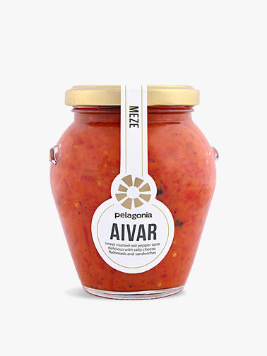 Aivar Sweet Red Pepper Meze 314g