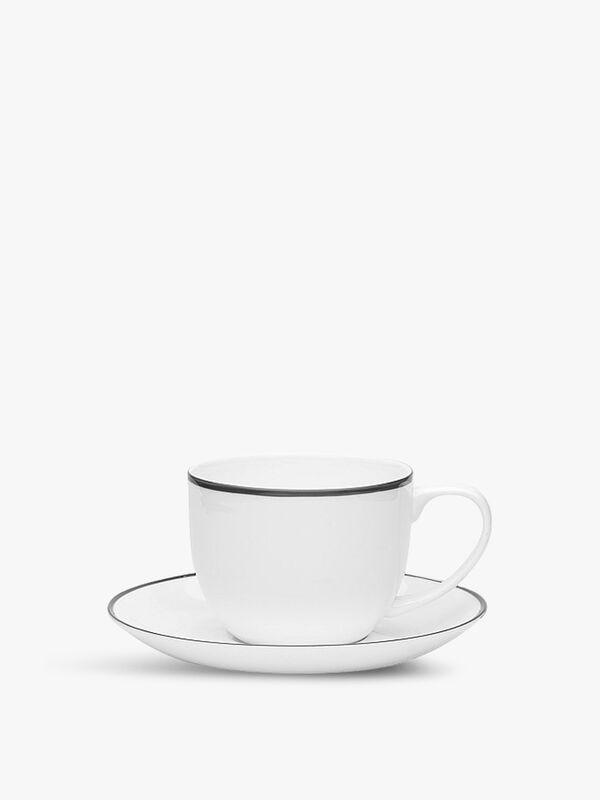 Bistro Teacup & Saucer