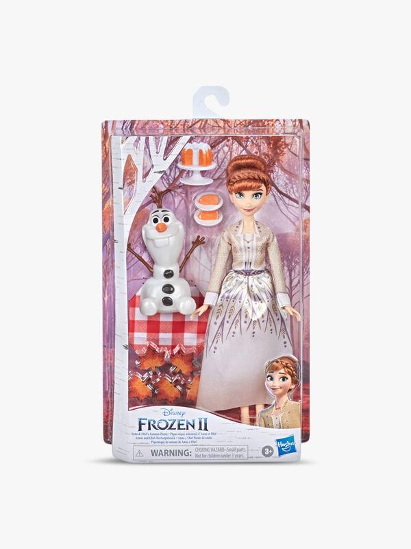 Frozen 2 Anna and Olafs Autumn Picnic