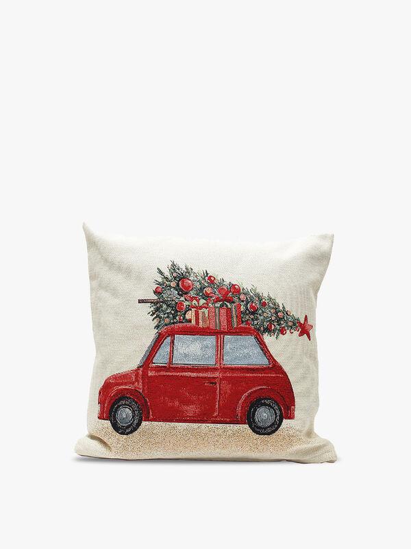 Driving Home Cushion