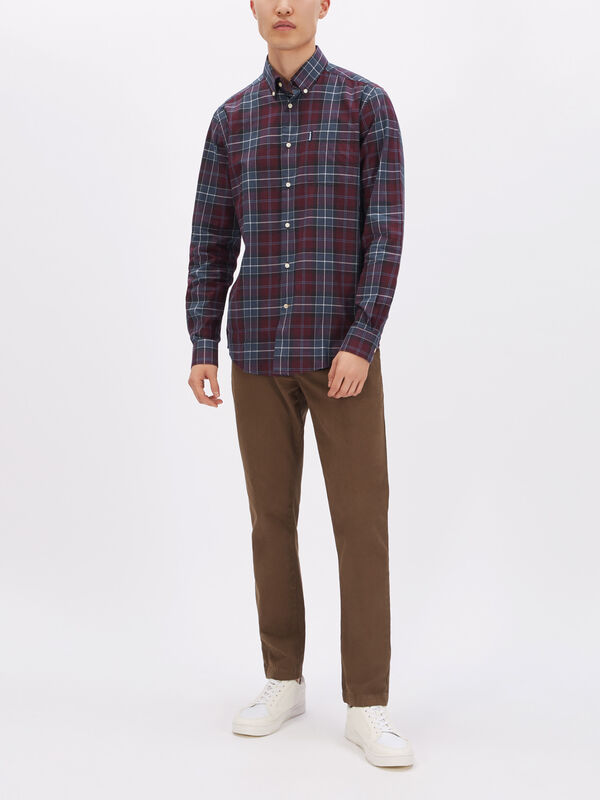 Tailored Tartan Connel Shirt