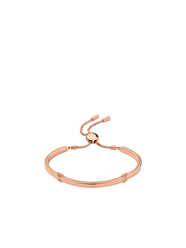 Narrative Vermeil Bracelet
