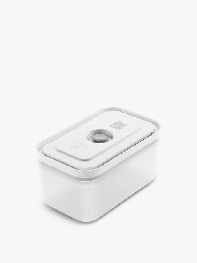 Rectangular Plastic Vacuum Food Storage Box