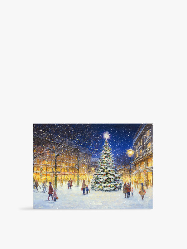 Evening Lights Cards Pack of 6