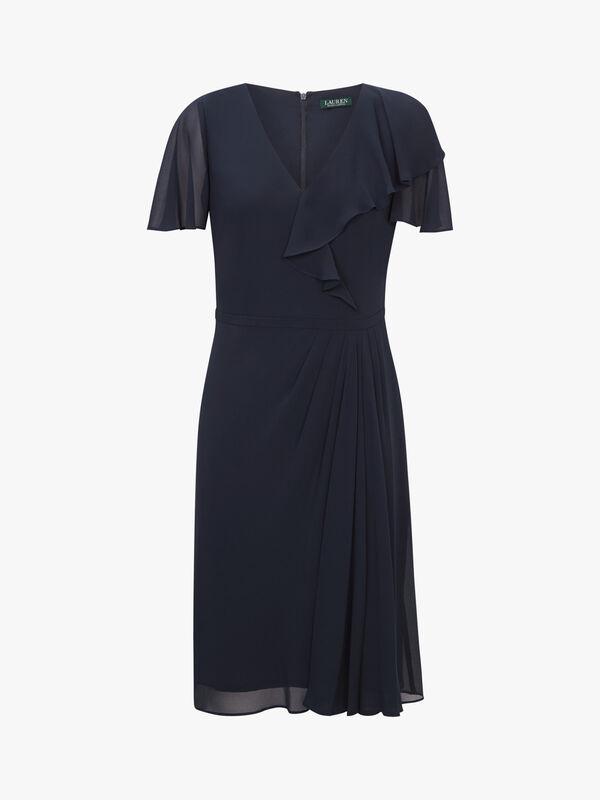 Cutler Cap Sleeve Day Dress