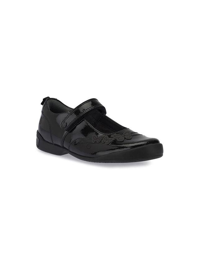 Pump Black Patent Leather School Shoes