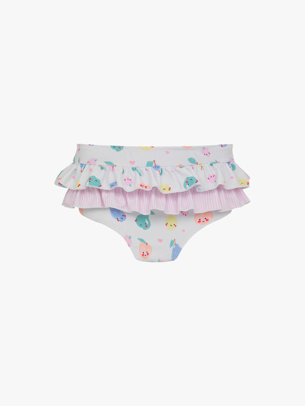 Fruit Friends Frill Nappy Pant