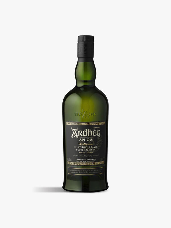 Ardbeg AN Oa Single Malt Whisky 70cl