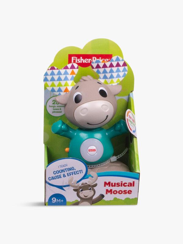 Linkimals Musical Moose