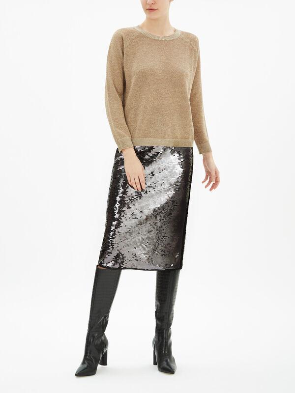 Garonna Shimmer Knit