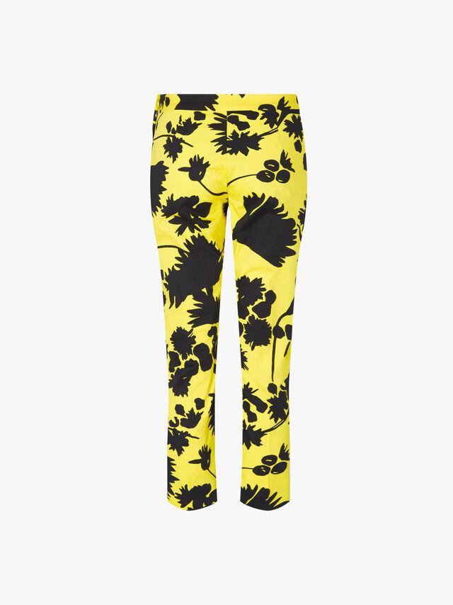 Debbie Printed Short Trousers