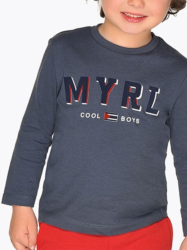 Long Sleeved Basic Myrl T-Shirt
