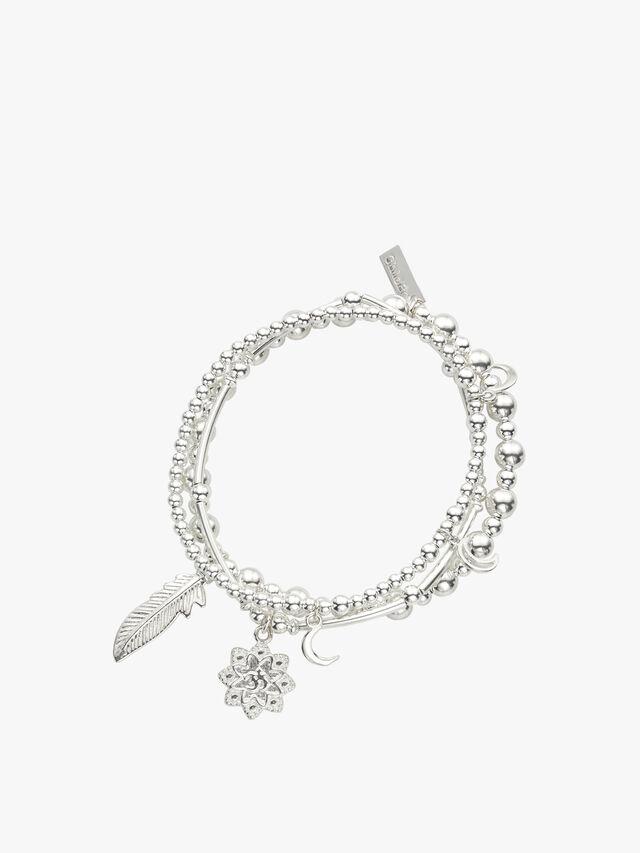Namaste Stack Of 3 Bracelet