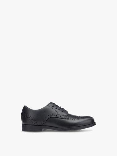 Brogue-Snr-Vegan-Black-School-Shoes-3503-4