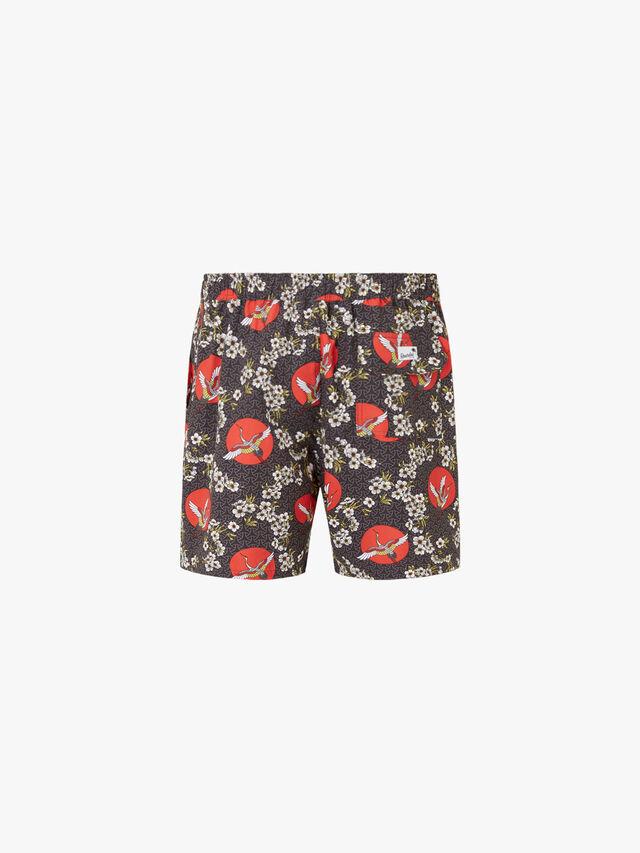 Tanchozuru Tailored Swim Shorts