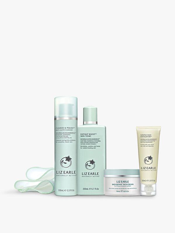Liz Earle Essentials Skin Repair R GFE Kit