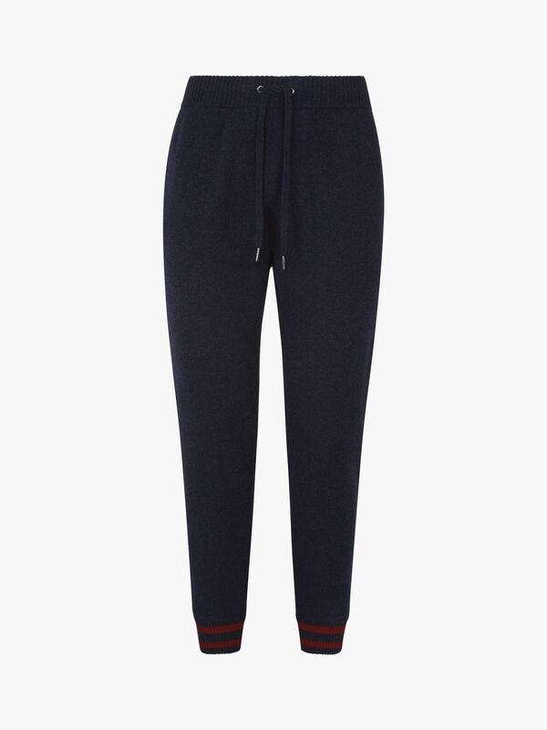 Felix Cashmere Track Pants