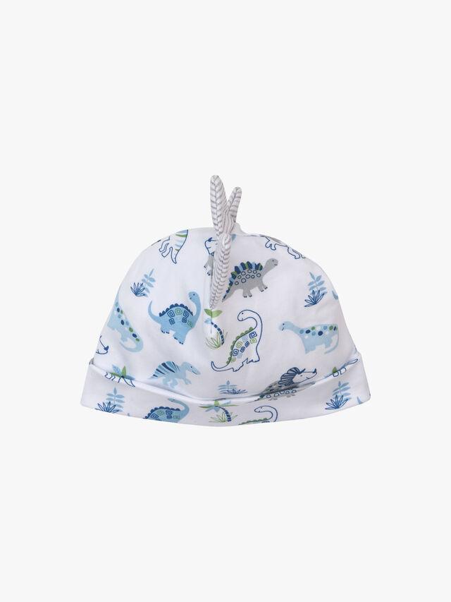 Happy-Saurus Print Hat