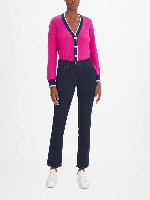 Romy Straight Fit Regular Jean