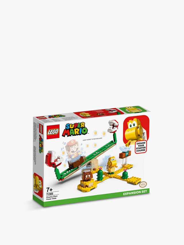 Piranha Plant Power Slide Expansion Set