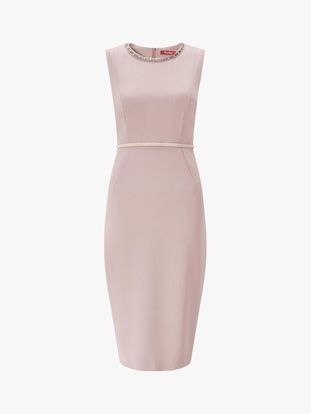 Edipo Matching Pencil Dress