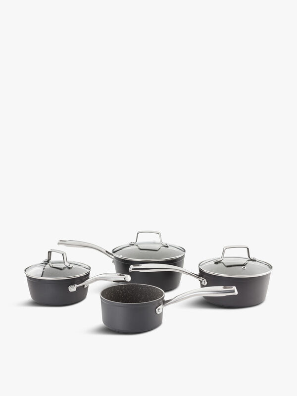 Rocktanium Four Piece Pan Set
