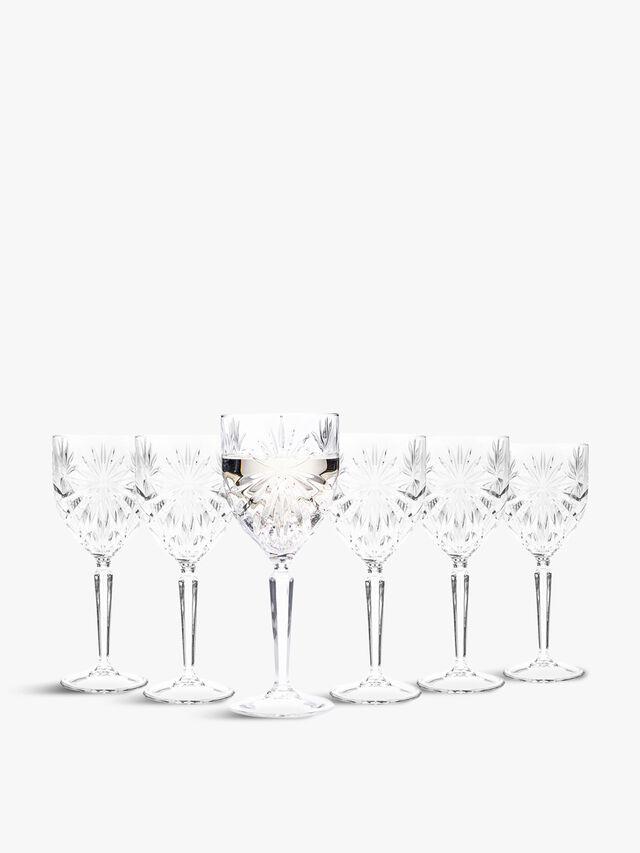 Oasis White Wine Glasses Set