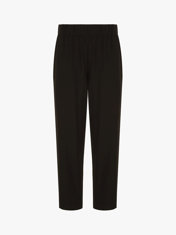 Slouchy Ankle Trousers