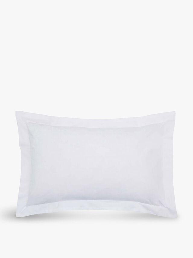 300 TC Plain Dye Oxford Pillowcase