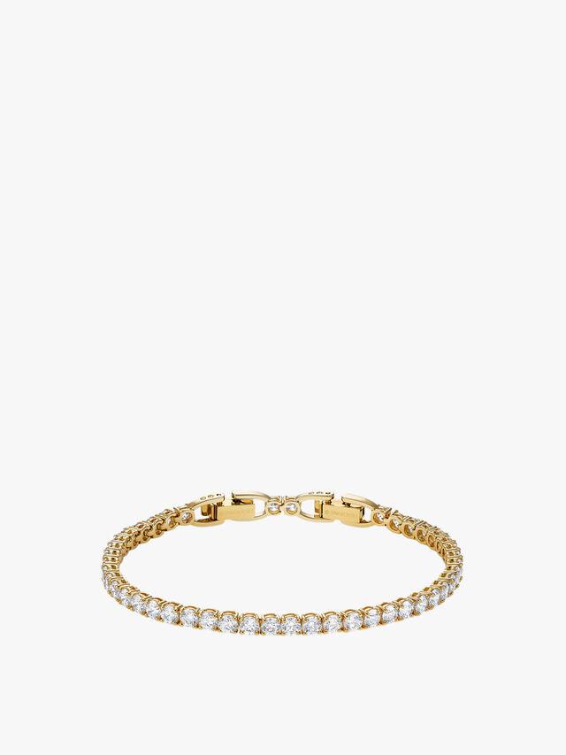 Tennis DLX Round Bracelet