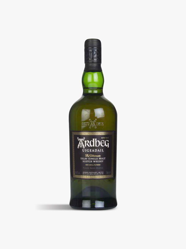 Ardbeg Uigeadail Single Malt Whisky 70cl