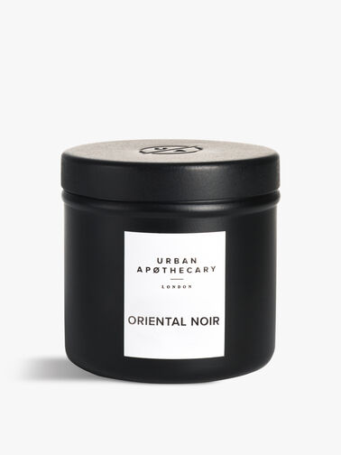 Oriental Noir Luxury Candle