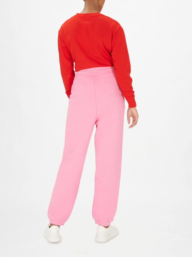 Relaxed Badge Sweatpant