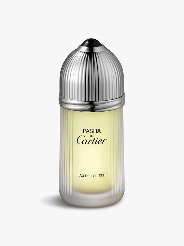 Pasha de Cartier Eau de Toilette 100ml