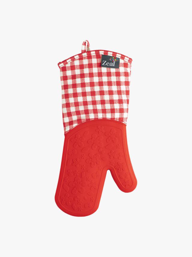 Gauntlet Oven Glove Set of 4