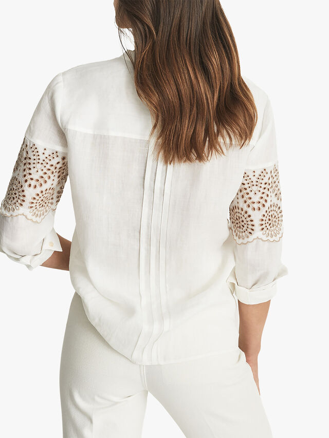 Riley Relaxed Fit Embroidered Shirt