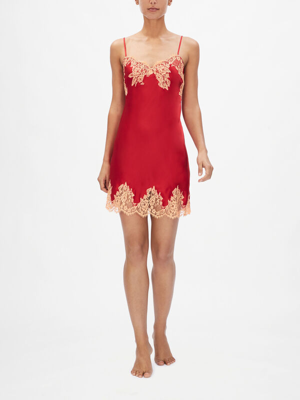 Splendeur Soie Night Dress