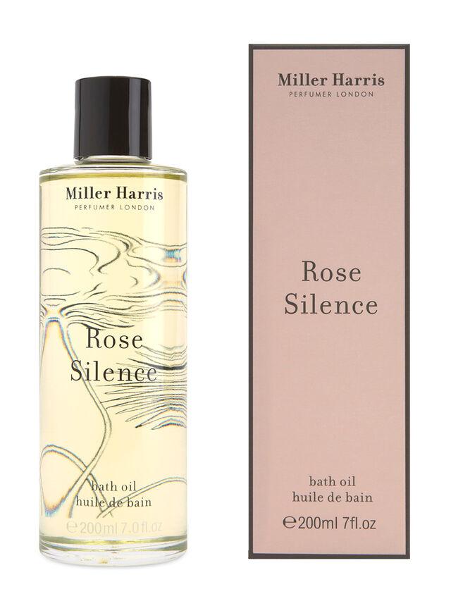 Rose Silence Bath Oil