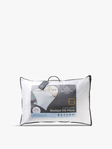 Boutique Silk Pillow
